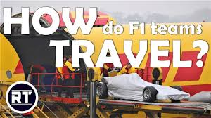 traveling teams images How do formula 1 teams travel around the world thought of the jpg