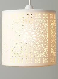 Bedroom Wall Lights John Lewis Alida Ceramic Easy Fit Pendant Light Ceiling Lights Home