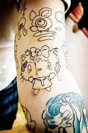 20 crazy hello kitty tattoos