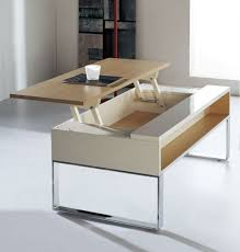 stunning convertible coffee table to dining super smart transform