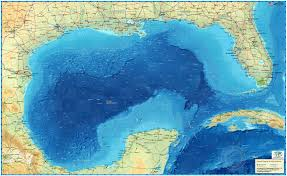 map of the gulf of mexico gulf of mexico map zoom