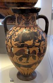 Greek Vase Painting Techniques Black Figure Pottery Resource Learn About Share And Discuss