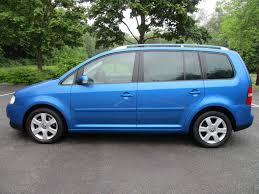 used 2004 volkswagen touran sport tdi 7 str for sale in porth mid