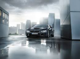 Bmw I8 Silver - bmw i8 goes dark with new protonic silver edition