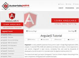 bootstrap tutorial tutorialspoint learn angularjs best tutorial point for beginners thedevline