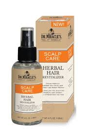 dr miracle hair amazon com dr miracles scalp care herbal tonic 4oz hair and