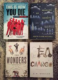 book black friday my year in reading cassie la u0027s december 2015 book haul