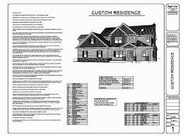 New Construction House Plans Sample Construction Plans Ryan Moe Home Design