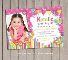 spring birthday invitations free printable invitation design