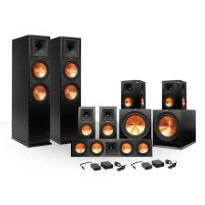 wireless home theater systems klipsch 7 2 rp 280 reference premiere surround sound speaker