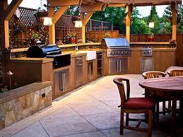 out door kitchen ideas kitchen outdoor kitchen ideas plans amazing impressive design