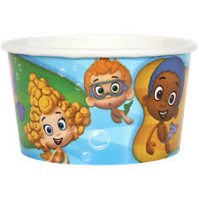 bubble guppies cupcake rings 8