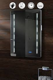 Illuminated Led Bathroom Mirrors by Quartz Led Energy Saving Illuminated Bathroom Mirror My Furniture