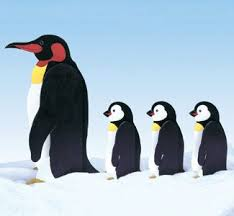8 best penquin yard cutouts images on crafts