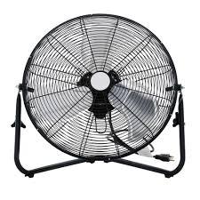 home depot fan rental 20 high velocity floor fan