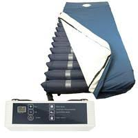 alternating pressure mattress low air loss vive health