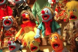 a muppets thanksgiving puppet drag show castro funcheap