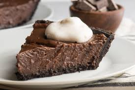 easy vegan chocolate peanut butter pie namely marly