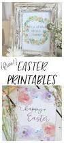 i made easter printables little vintage nest