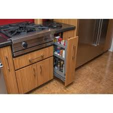 kitchen cabinet pull out storage racks dropout cabinet fixtures 8056r