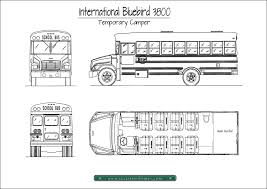 bus to rv conversion from an old yellow bus bus to