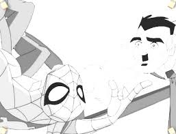 printable spiderman coloring pages spiderman 4 coloring pages 14
