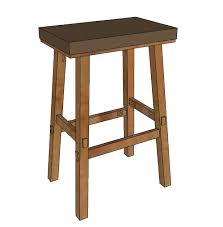 Woodworking Stool Plans For Free by Jack Workers Useful Woodworking Plans Bar Stool