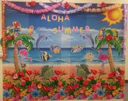 Summer Decor 16 Best Bulletin Boards Door Decoration Images On Pinterest