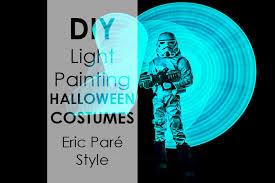 Light Halloween Costumes Diy Light Painting Halloween Costume Photos Diyp