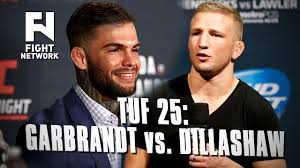 tuf 25 cody garbrandt and t j dillashaw named as coaches to figh