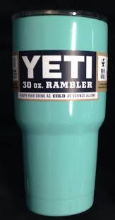 black friday blue yeti yeti rambler tumbler tiffany blue aqua 30oz stainless steel mug