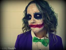 she u0027s a gentry female joker make up and costume