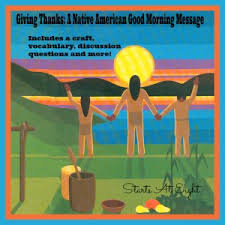 giving thanks a american morning message startsateight
