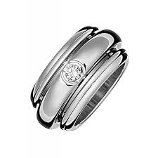 piaget possession piaget ring possession silver white gold ref a93923 instant luxe