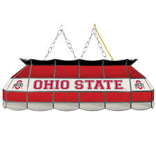 tiffany pool table light amazon com ncaa ohio state university tiffany gameroom l 40