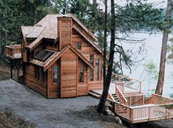 vacation cottage plans vacation house plans house plans and more