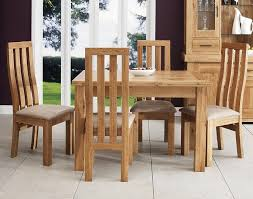 Cool And Opulent Oak Dining Room Set All Dining Room - Oak dining room set