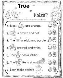 free kindergarten rhyming worksheets for december christmas