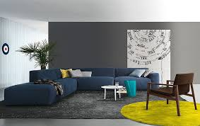 Sofa And Sectional Chic Modular And Sectional Sofas Up Your Living Room S Style Quotient