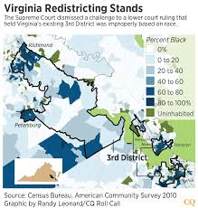 Circuit Court Map Supreme Court Ruling Blocks Republican Redistricting Challenge