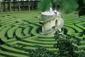 awesome design of the most expensive house garden in the world