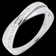 alliance mariage or blanc alliances mariage alliances or blanc diamant edenly
