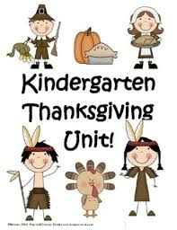 kindergarten thanksgiving unit by hilary ibbetson tpt