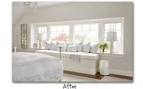 interior magnificent home interior decoration using white wood magnificent picture of window seat design for home interior decoration ideas marvelous modern white bedroom