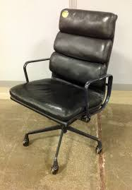 stylish design for eames padded office chair 24 charles eames