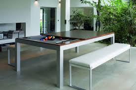 Pool Dining Table Used  Gallery Dining - Pool tables used as dining room tables