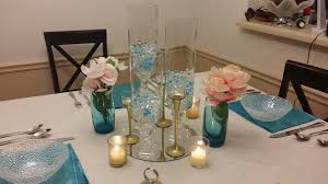 Tiffany Blue Vase Show Me Your Diy Cylinder Vase Centerpiece Weddingbee