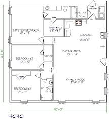 Barn Style Home Floor Plans Best 25 30x40 Pole Barn Ideas That You Will Like On Pinterest