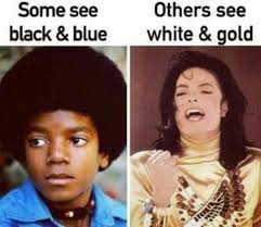 Memes De Michael Jackson - the dress and michael jackson thedress what color is this dress