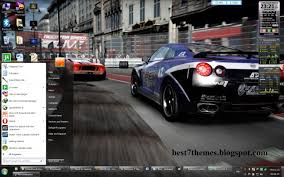 free download themes for windows 7 of car free download nfs need for speed shift theme for windows 7 free